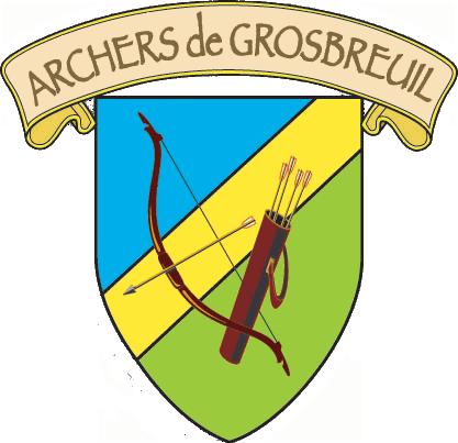 Blason des Archers de Grosbreuil